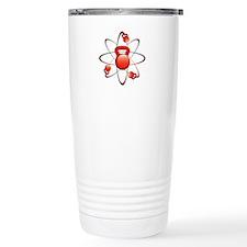 Funny Kettlebell Travel Mug