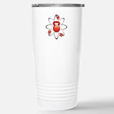 Cute Kettlebell Travel Mug