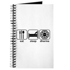 Eat Sleep Dharma Journal
