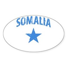Somalia English Decal