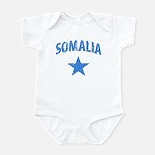 Somalia English Infant Bodysuit