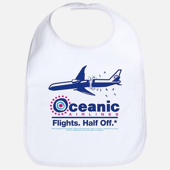 Oceanic. Flights. Half Off. Bib