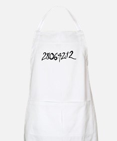 End Of World Apron
