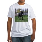 Baron Trot Fitted T-Shirt