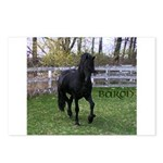 Baron Trot Postcards (Package of 8)
