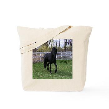 Baron Trot Tote Bag