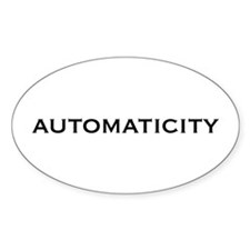 Automaticity Decal