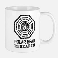 Hydra Polar Bear Research Small Small Mug