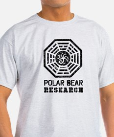 Hydra Polar Bear Research T-Shirt