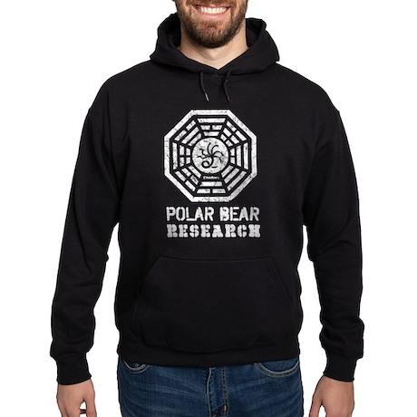Hydra Polar Bear Research Hoodie (dark)