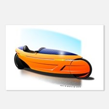Velomobile Concept Postcards (Package of 8)