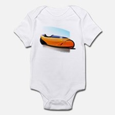 Velomobile Concept Infant Bodysuit