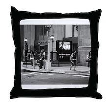 Wall Street Pillow