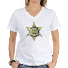 District Attorney Reporter Shirt
