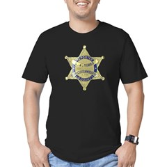 District Attorney Reporter Men's Fitted T-Shirt (d