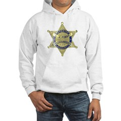 District Attorney Reporter Hoodie
