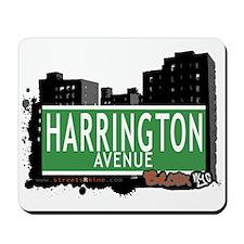 Harrington Av, Bronx, NYC Mousepad
