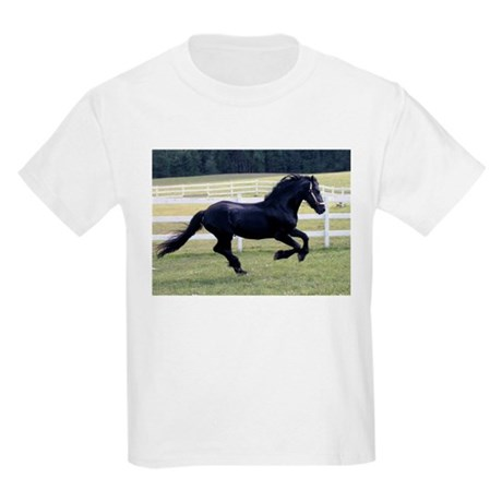 Baron Galloping Kids T-Shirt