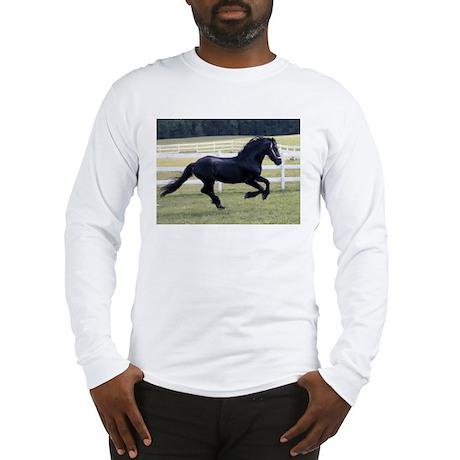 Baron Galloping Long Sleeve T-Shirt