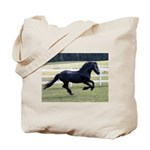 Baron Galloping Tote Bag