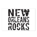 New Orleans Rocks Postcards (Package of 8)