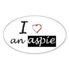 AspieMe Decal