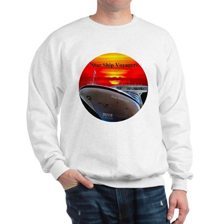 Star Ship Voyagers Cruise - Sweatshirt