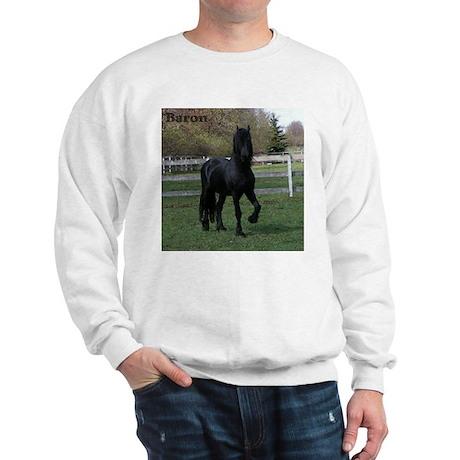 Baron Heads up Sweatshirt