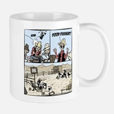 Food Fight Mug