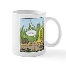 Musical Snail Mug