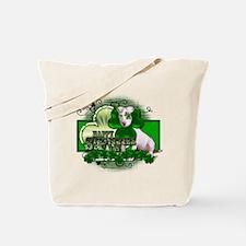 Happy St Pitties Day - Pitbul Tote Bag