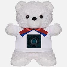 Dharma Logo Numbers Teddy Bear