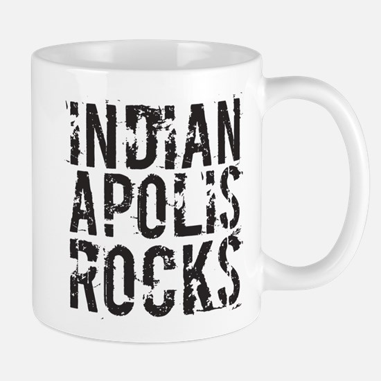 Indianapolis Rocks Mug