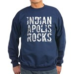 Indianapolis Rocks Sweatshirt (dark)