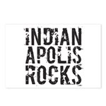 Indianapolis Rocks Postcards (Package of 8)