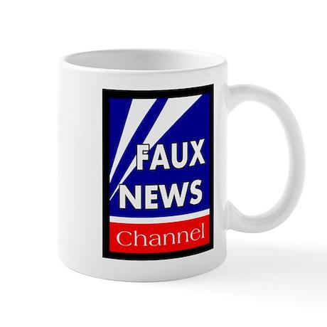 Faux News Mug