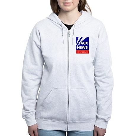 FAUX Women's Zip Hoodie