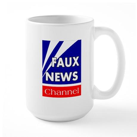 FAUX Large Mug