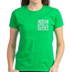 Indianapolis Rocks Women's Dark T-Shirt