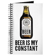 Beer Is My Constant Journal
