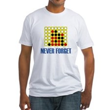 Never Forget Connect Four Shirt
