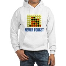 Never Forget Connect Four Hoodie