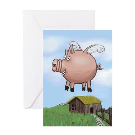 One Day... Greeting Card