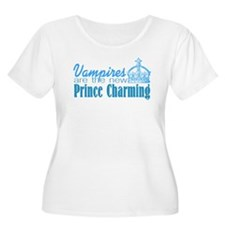 Vampires New Prince Charming T-Shirt