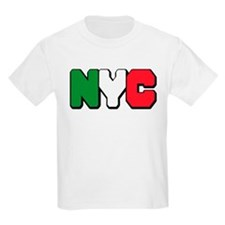 New york Italian Kids T-Shirt