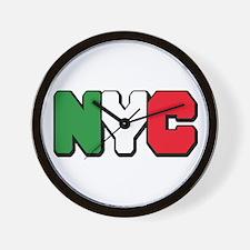 New york Italian Wall Clock