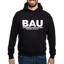 BAU Criminal Minds Hoodie