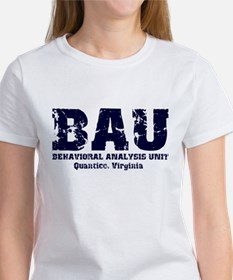 BAU Criminal Minds Women's T-Shirt