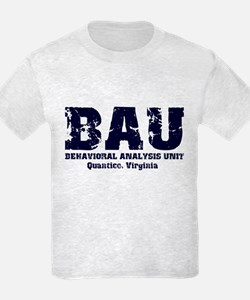 BAU Criminal Minds T-Shirt