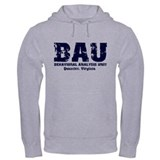 Fbi bau Hooded Sweatshirt